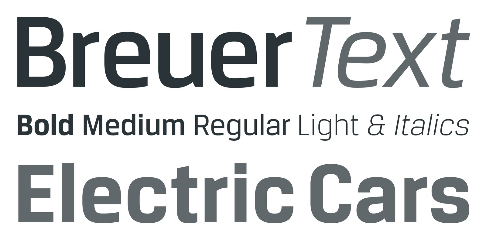 Breuer Text by Silas Dilworth - TypeTrust
